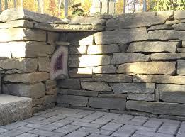 garden walls stone stone walls landscaping stone walls stone patios