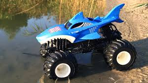 monster truck jam videos for kids monster trucks сars for kids wheels big off road shark wreak