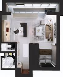 Ultimate Studio Design Inspiration  Gorgeous Apartments - Studio apartment design