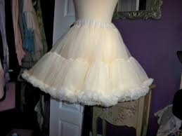 how to make a petticoat petticoat modification tutorial and bonus skirt review egl