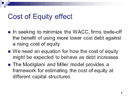 Seeking Vost Emba 514 Capital Structure Theory Ppt