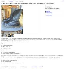 not s boots size 11 looking for some boots on craigslist these sound