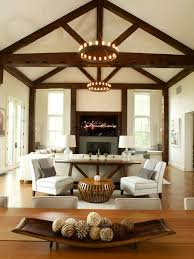Best Farmhouse Family Room Ideas  Remodeling Pictures Houzz - Country family room ideas