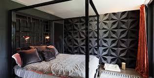papier peint chambre à coucher les papiers peints 3d une décoration astucieuse qui fait de vrais