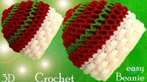 bufandas mis tejidos tejer en navidad manualidades navidenas bufanda gorro a crochet en puntos 3d marshmallow y panal o nido de abeja