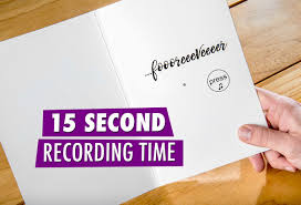 recordable cards prank card that won t stop your audio message