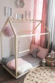 cabane dans chambre diy fabriquer une cabane de lit diy tuto tutoriel bricolage