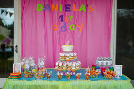 party supplies miami daniela s 1st birthday pool party in south miami luis vargas