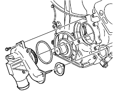 know how to replace a water pump on a 2003 6 6 duramax engine