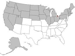 map us states bordering canada us states of canada