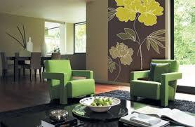 living room amazing modern interior with green sofa loversiq