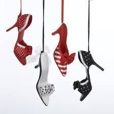 shoe ornaments christmastreeideas net