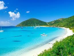 St Thomas Virgin Islands Map Virgin Islands