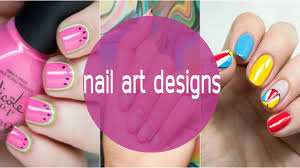 easy nail art designs compilation 2016 nail art tutorial step by