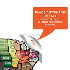 Iowa travel stickers images Rv sticker 13 x 17 inches rv trailer accessories rv state jpg