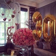 30th birthday flowers and balloons 79 best rakam balonlar images on balloon columns