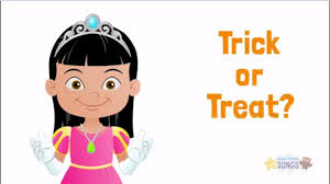 Halloween Trick Or Treat Poems Trick Or Treat Give Me Something Good To Eat Halloween Song