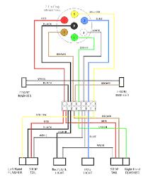 trailer wiring 7 pin diagram stylesync me
