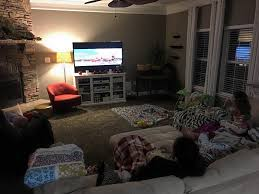 funfriday a restful movie night at home u2013 the daily starr