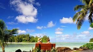 manea beach villas rarotonga cook islands youtube