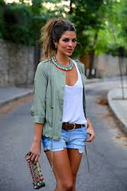 what denim shorts are in style for summer 2018 fashiongum com