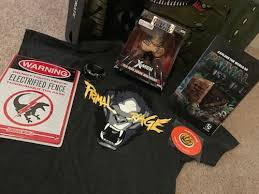 Primal Sign Loot Crate Gets Primal Hollywood The Write Way