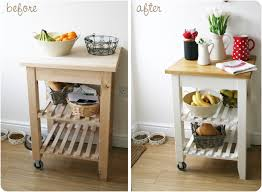Ikea Scaffali Legno by Countrykitty Trolley Makeover