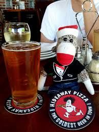 Oklahoma travelers beer images Oklahoma the sock monkey traveler jpg