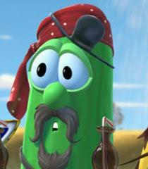 voice of larry the cucumber jonah a veggietales
