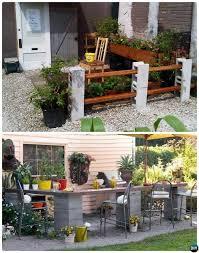 Best 10 Small Backyard Landscaping by Best 25 Cinder Blocks Ideas On Pinterest Cinder Block Garden