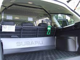 subaru pet barrier questions subaru outback subaru outback forums