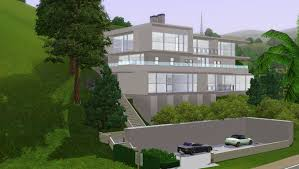 sims 3 house designs modern house interior