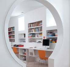 study room ideas kids modern with alcove contemporary wall decals