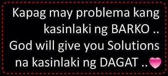 tagalog god quotes inspire