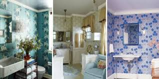 bathroom wall coverings ideas 9 bathroom wallpaper ideas wall coverings for bathrooms