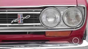 nissan bluebird 1970 jdm legends 1971 nissan bluebird 1600 sss coupe youtube