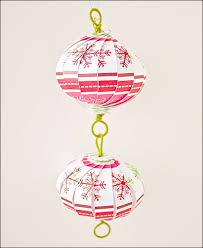 christmas decorations made at home paper christmas decorations you can make at home a diy projects