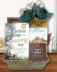 Soup Gift Baskets Healing Thoughts Book Gift Basket Aa Gifts U0026 Baskets