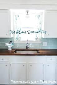 Gray Glass Subway Tile Backsplash - glazed subway tile backsplash best glass subway tile ideas on grey