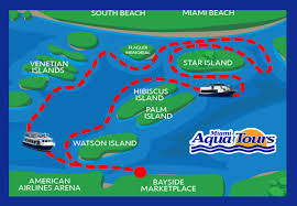 Miami Beach Bus Map Miami Tours