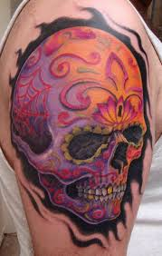 what are skull tattoos and what do they stand for celebrate the day of the dead with sugar skull tattoos tattoo
