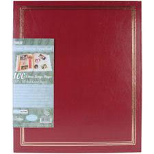 pioneer photo albums refills pioneer white scrapbooking albums refills ebay