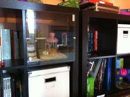 Expedit Shelving Unit by Expedit Lekman Hamster House Ikea Hackers Ikea Hackers