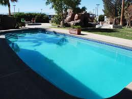 fiberglass swimming pool paint color finish sapphire blue 45