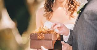 wedding gift opening when to open wedding gifts everafterguide