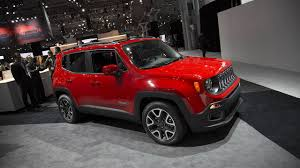 jeep renegade convertible 2015 jeep renegade at nyias photos