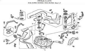2000 honda accord fuel filter 1998 honda accord fuel filter engine mechanical problem 1998