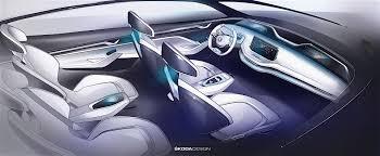 concept el camino skoda pickup rendering looks like a modern day chevy el camino