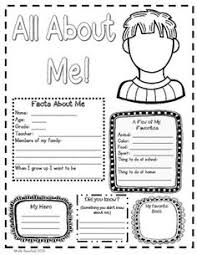 all about me cac ideas pinterest all about me and about me