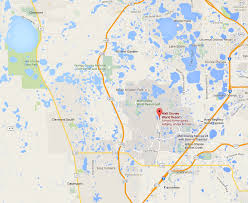 clermont fl map area map walt disney florida homes for sale